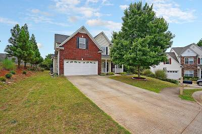 Spartanburg Single Family Home For Sale: 293 Wycliff Dr