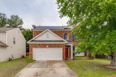 Duncan Single Family Home For Sale: 710 Terrace Creek Drive