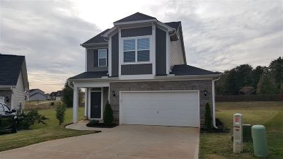 Inman Single Family Home For Sale: S 340 Ivestor Court