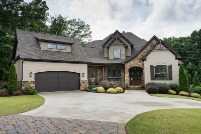 Greenville Single Family Home For Sale: 300 Chamblee Blvd