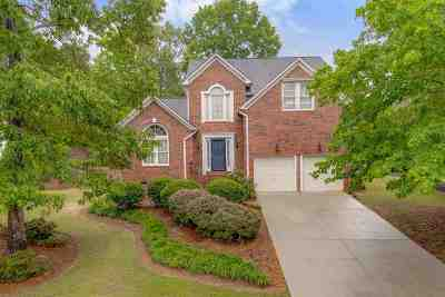 Duncan Single Family Home For Sale: 133 Timberleaf Drive