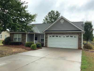Inman Single Family Home For Sale: 310 Swindlers Way