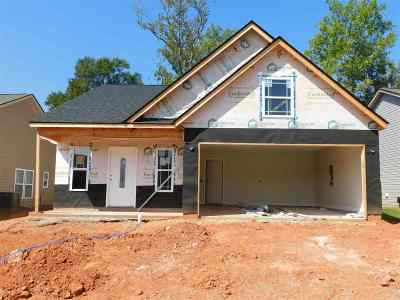 Inman Single Family Home For Sale: 132 Highland Springs Loop