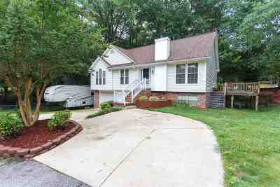 Duncan Single Family Home For Sale: N 209 Slope Drive