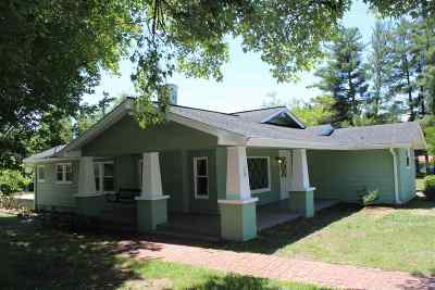 Inman Single Family Home For Sale: 39 Lyman Road