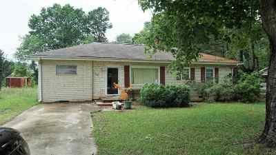 Spartanburg Single Family Home For Sale: 6107 Alexander Drive