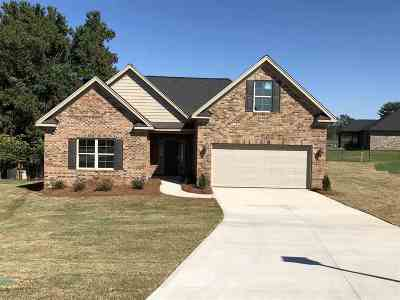 Inman Single Family Home For Sale: E 618 Dateria Way