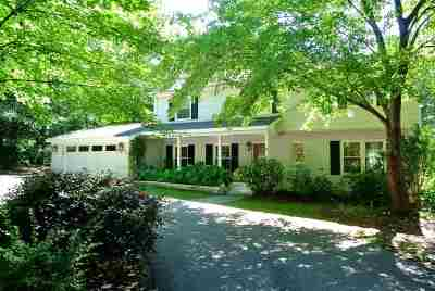 Spartanburg Single Family Home For Sale: 1166 Woodburn Road