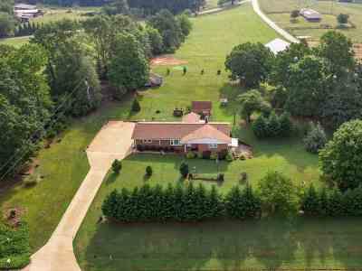 Roebuck Single Family Home For Sale: 379 Hobbysville Rd