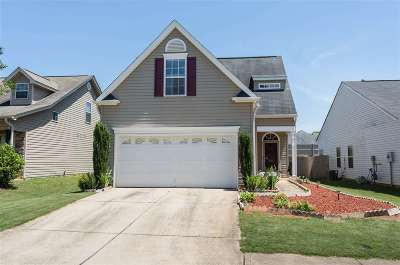 Spartanburg Single Family Home For Sale: 221 Dellwood Drive
