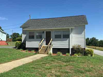 Inman Single Family Home For Sale: 2 H Street
