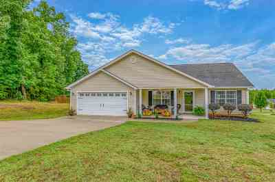 Greer Single Family Home For Sale: 229 Barberry Lane