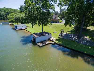 Lyman Single Family Home For Sale: 44 Lake Front Circle