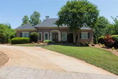Spartanburg Single Family Home For Sale: 313 Hidden Creek Ciircle