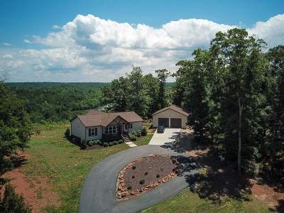 Inman Single Family Home For Sale: 409 Rockcove Rd