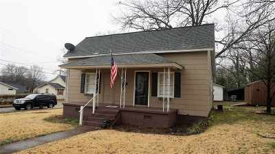 Spartanburg Single Family Home For Sale: 478 N. Fairview