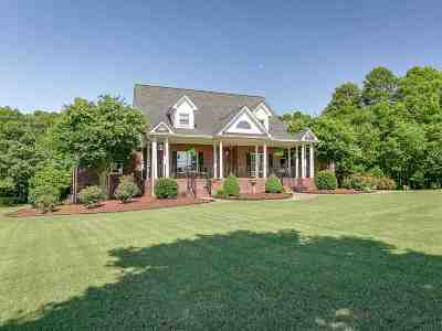 Greer Single Family Home For Sale: S 3065 Hwy 101