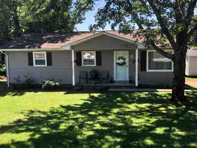 Inman Single Family Home For Sale: 139 Everest Drive