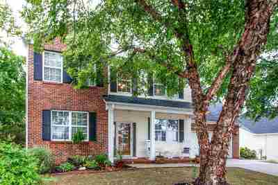Mauldin Single Family Home For Sale: 12 Blossom Park Court