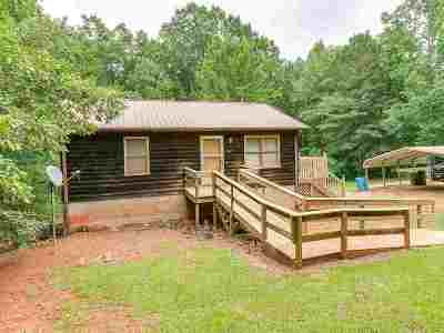 Wellford Single Family Home For Sale: 502 Waspnest Road