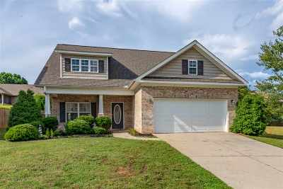 Moore Single Family Home For Sale: 349 Archway Court