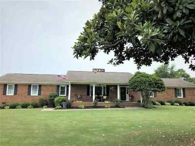 Spartanburg Single Family Home For Sale: 114 Burns