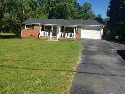 Chesnee Single Family Home For Sale: 108 Splawn Road