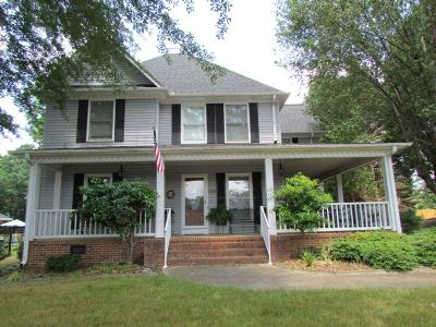 Greenville Single Family Home For Sale: 506 Mary Knob Court
