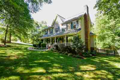 Piedmont Single Family Home For Sale: 2 Leaf Lane
