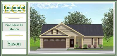 Inman Single Family Home For Sale: 271 Abernathy Rd.