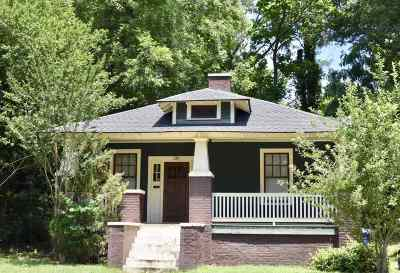 Spartanburg Single Family Home For Sale: 210 Carlisle St