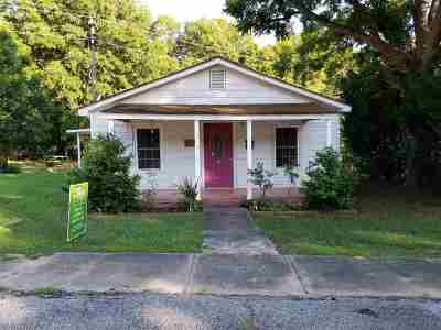 Woodruff Single Family Home For Sale: W 319 Peachtree Street