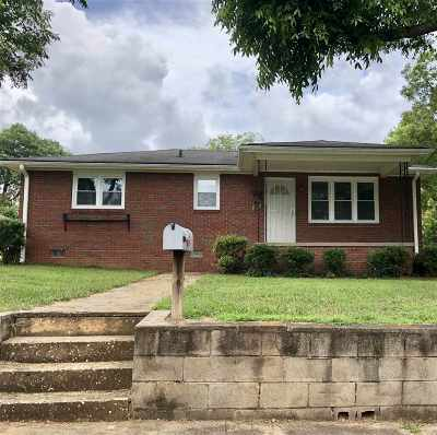 Spartanburg Single Family Home For Sale: 673 N Liberty St