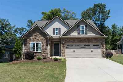 Moore Single Family Home For Sale: 526 Winsland Way