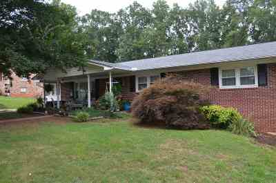Spartanburg Single Family Home For Sale: 157 Stribling Cir