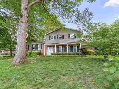 Spartanburg Single Family Home For Sale: 414 Fairway Drive