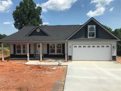 Wellford Single Family Home For Sale: 435 Silver Thorne Dr - Lot 11