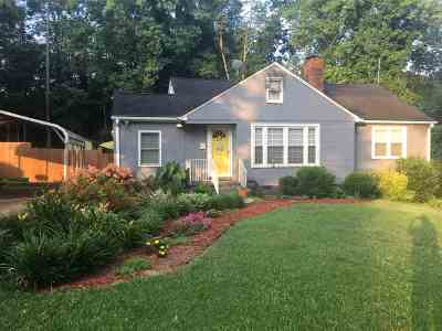 Spartanburg Single Family Home For Sale: 107 Beth Court