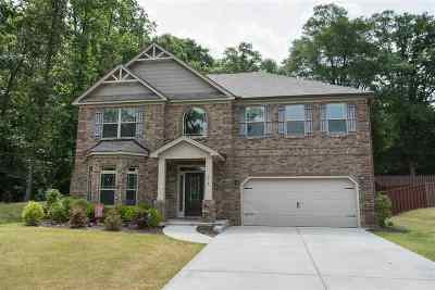 Simpsonville Single Family Home For Sale: 217 Montalcino Way