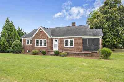 Spartanburg Single Family Home For Sale: 210 Pine Street