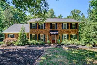 Spartanburg Single Family Home For Sale: 160 Lakeland Court