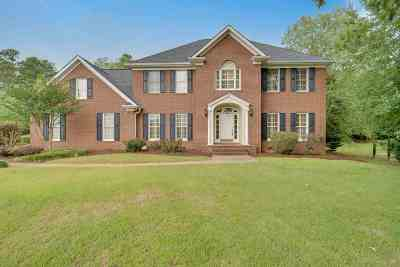 Spartanburg Single Family Home For Sale: 862 Oakcrest Road