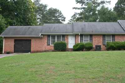 Spartanburg Single Family Home For Sale: 314 Dove Court