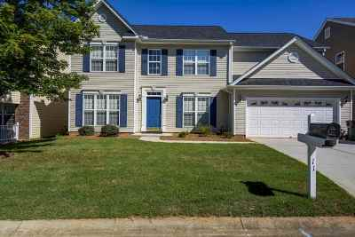 Greer Single Family Home For Sale: 11 Galway Drive