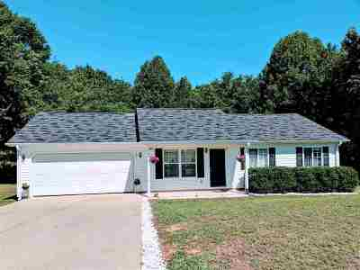 Chesnee Single Family Home For Sale: 201 Cranston Drive