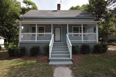 Woodruff Single Family Home For Sale: 249 Poole St.