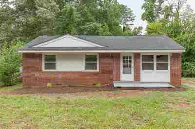 Spartanburg Single Family Home For Sale: 270 Pioneer Place