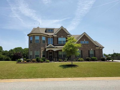 Simpsonville Single Family Home For Sale: 301 Angeline Way