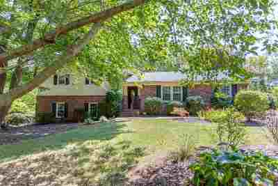 Greer Single Family Home For Sale: 101 Montclair Road