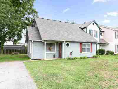 Spartanburg Single Family Home For Sale: 226 Old Towne Road